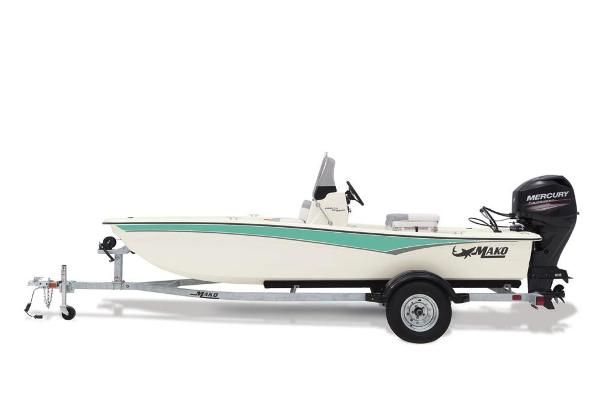 2019 Mako boat for sale, model of the boat is Pro Skiff 15 CC & Image # 13 of 44