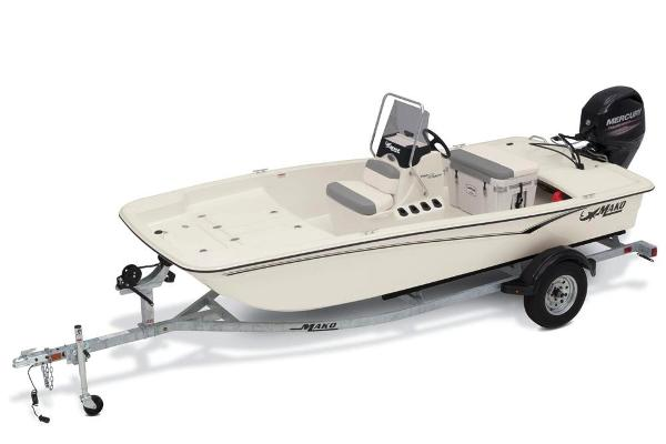 2019 Mako boat for sale, model of the boat is Pro Skiff 15 CC & Image # 1 of 44