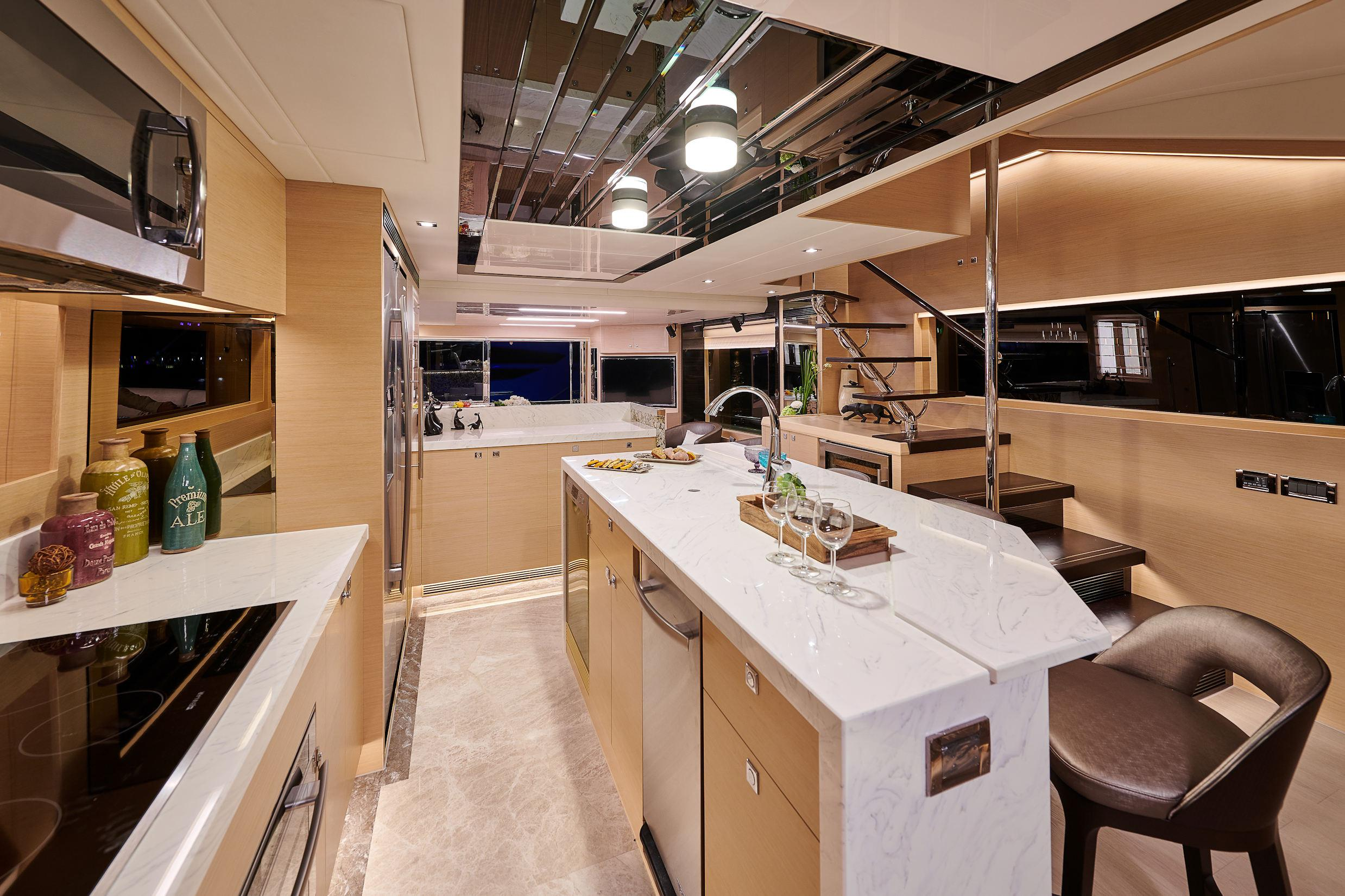 Manufacturer Provided Image: Galley II