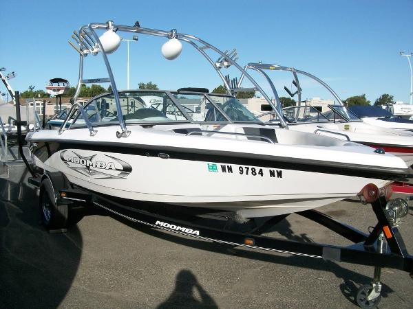 2008 MOOMBA OUTBACK for sale