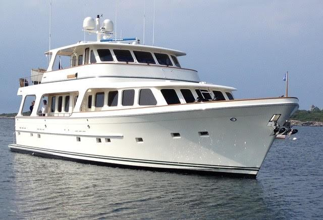 80' Offshore Yachts 2004