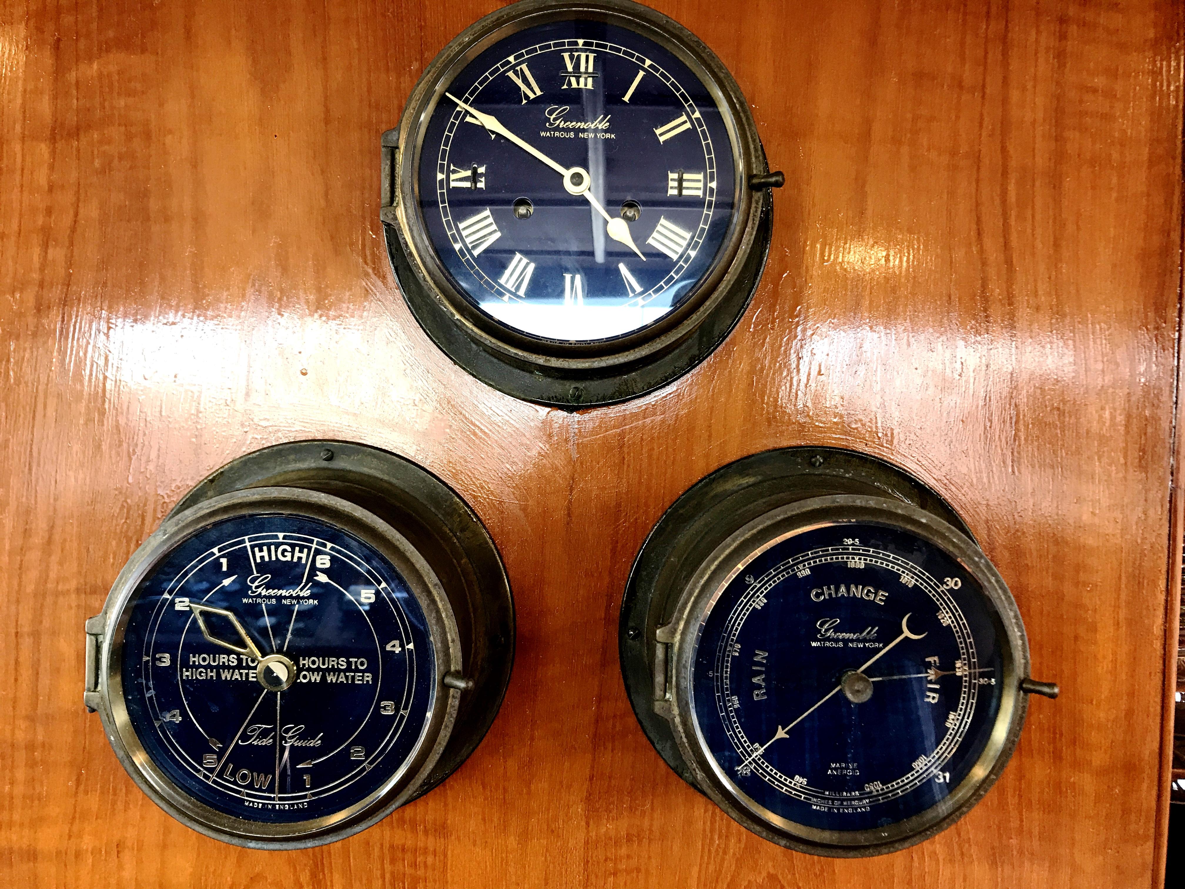 Sea Ranger SUNDECK - time and tides