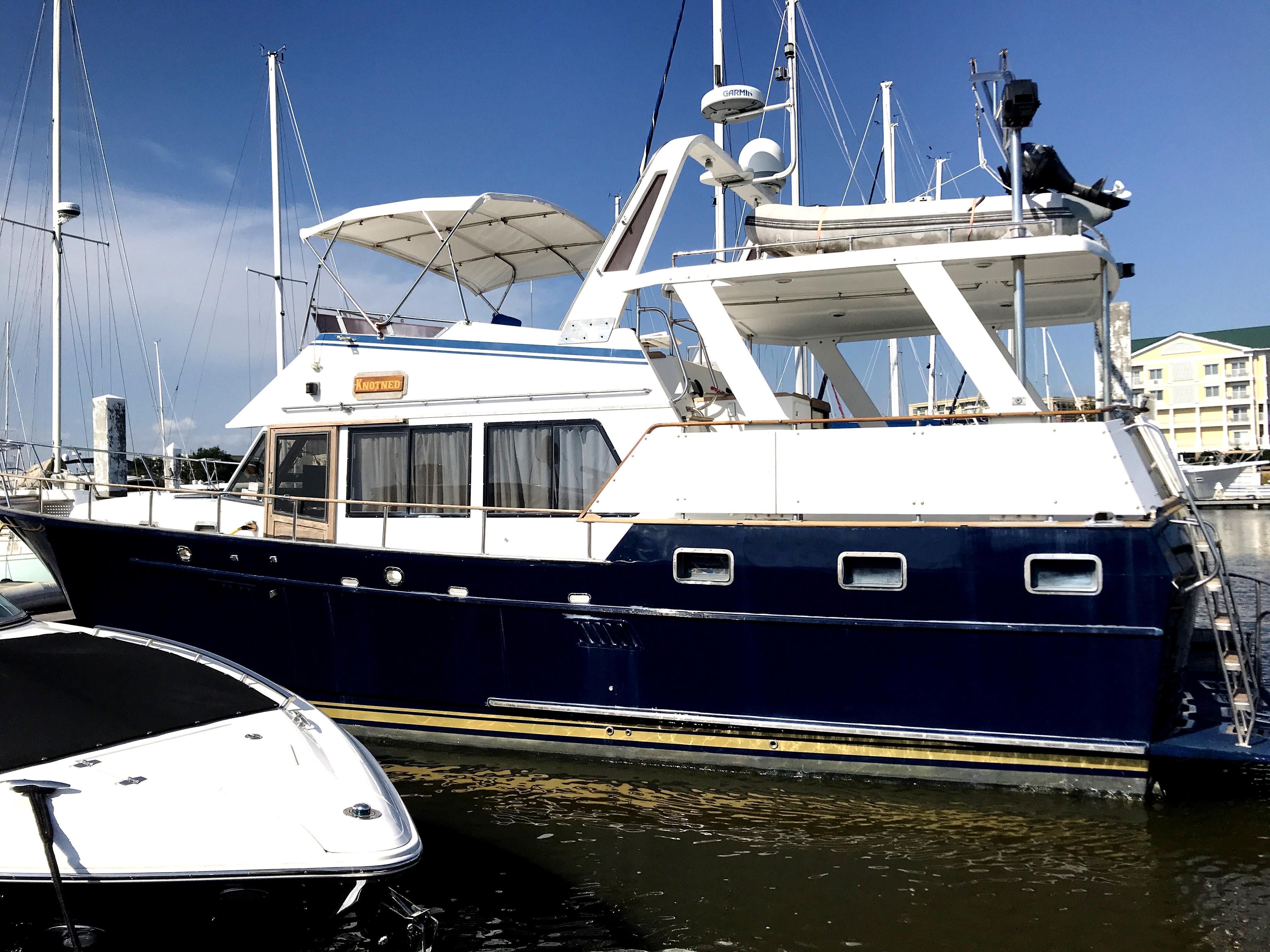Sea Ranger SUNDECK - Sea Ranger Sundeck Motor Yacht Port