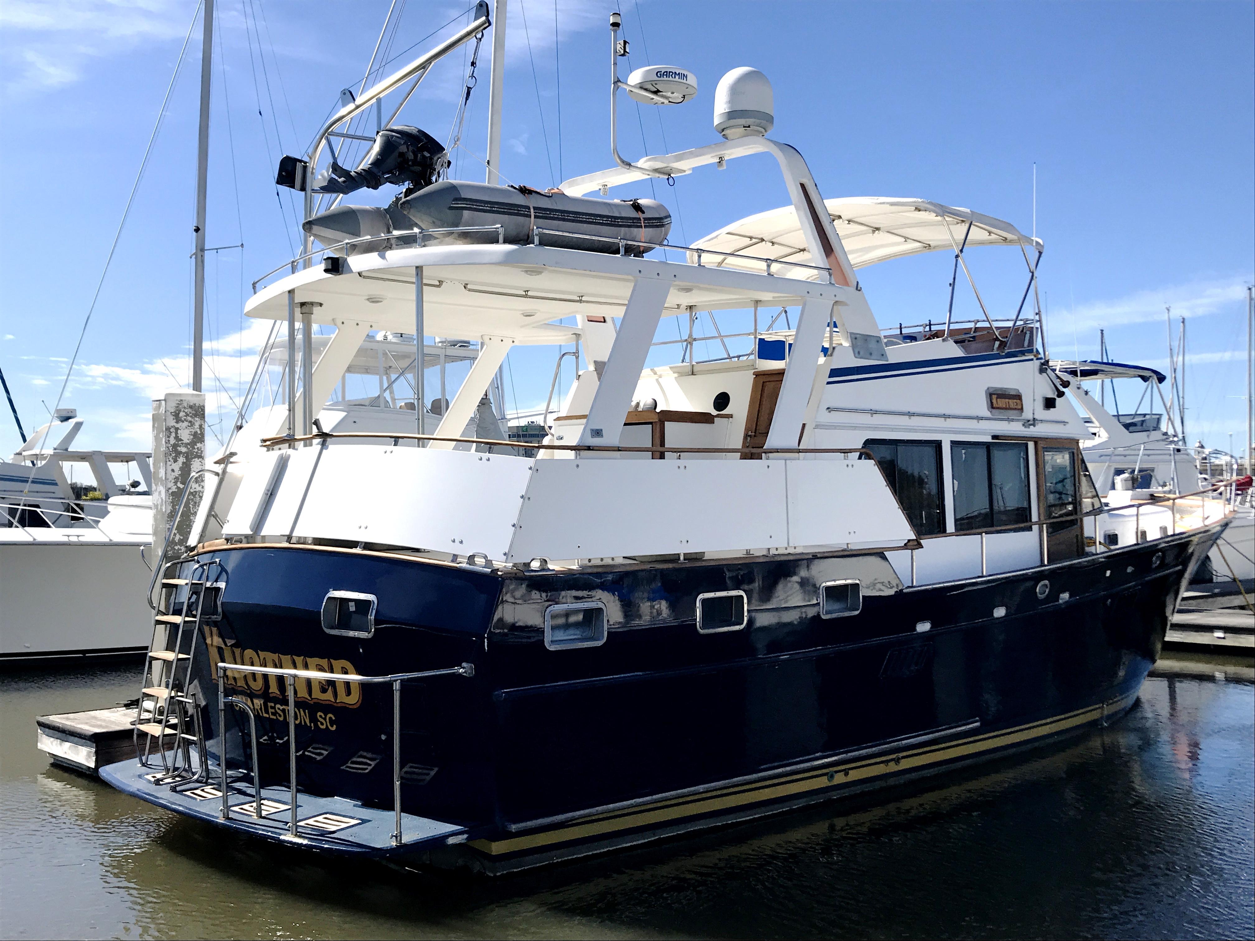 Sea Ranger SUNDECK - Stern view Sea Ranger Sundeck MY