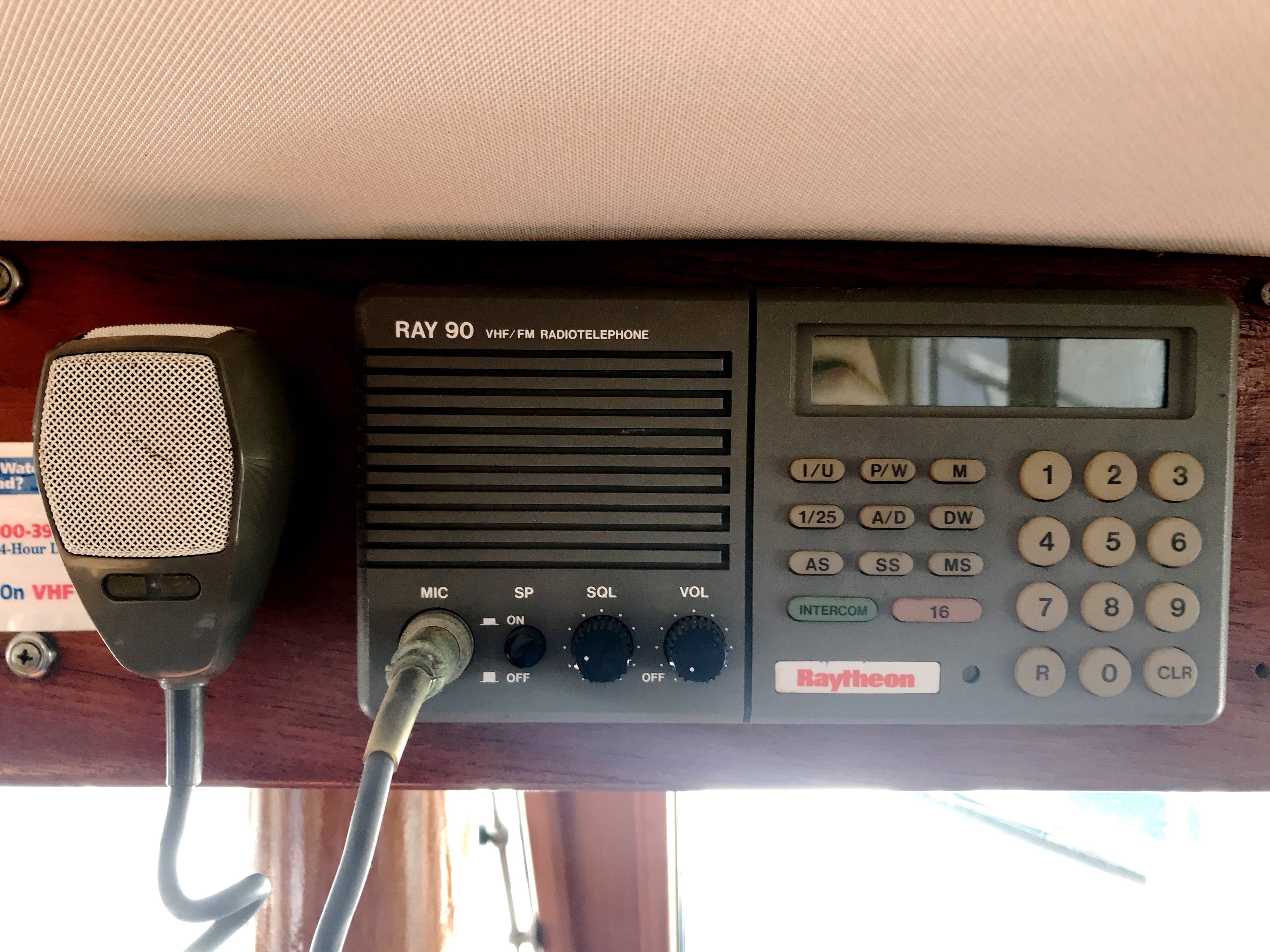 Sea Ranger SUNDECK - Ray 90 VHF