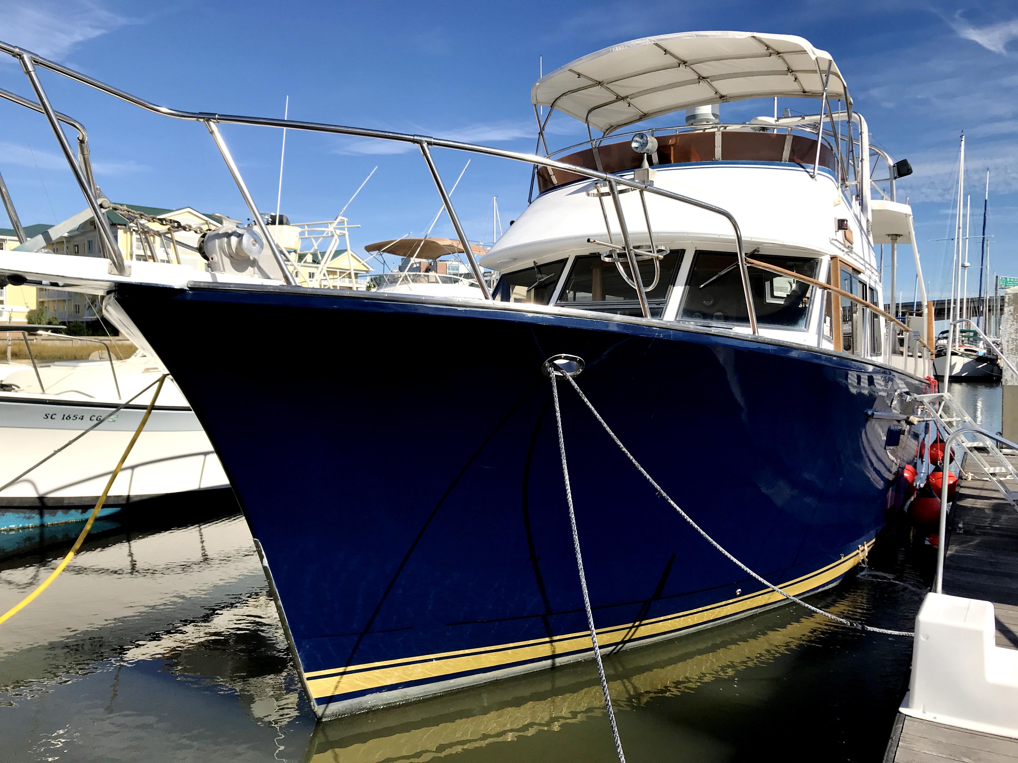 Sea Ranger SUNDECK - 1986 Sea Ranger Sundeck Motor Yacht