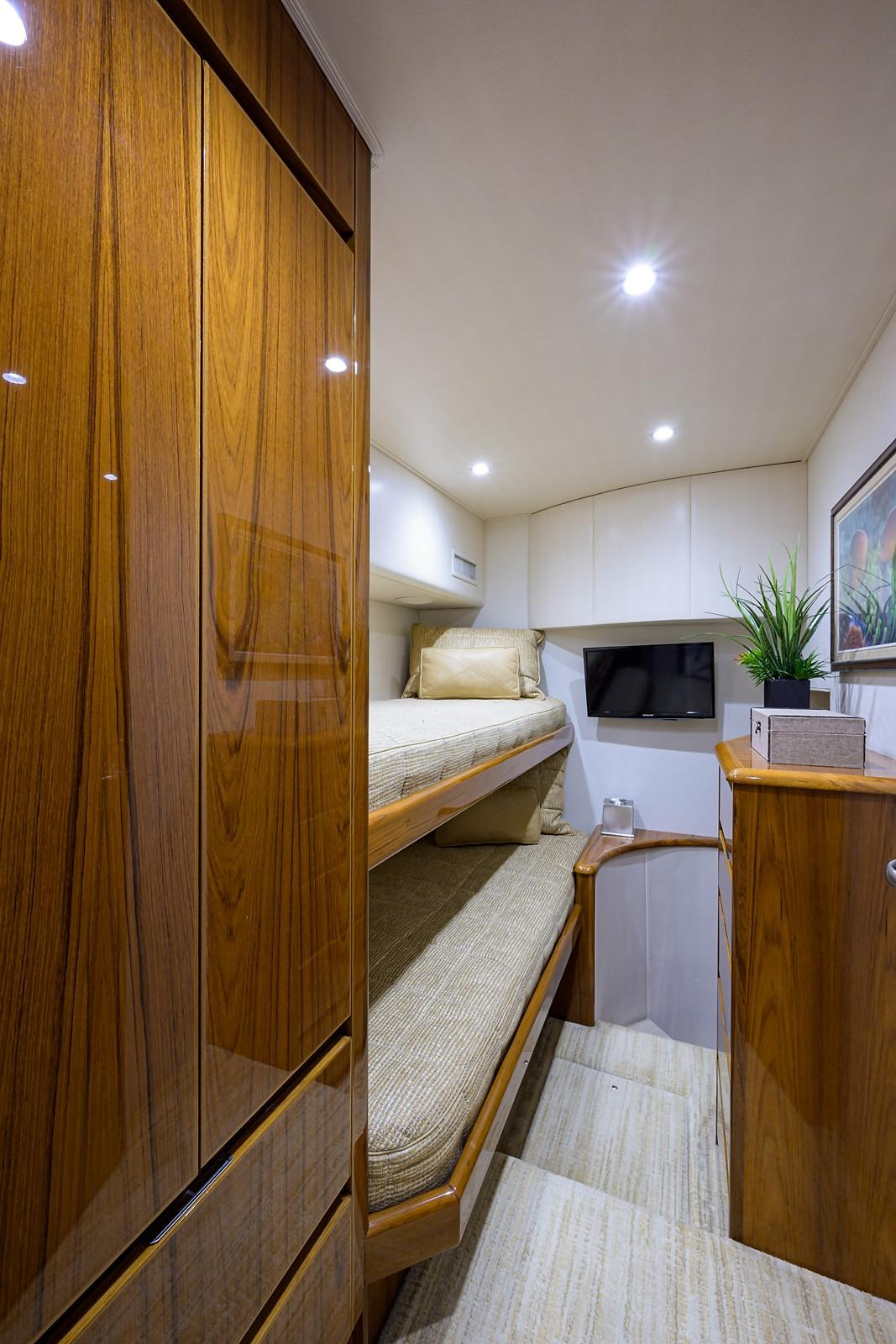 Starboard Stateroom, Mid