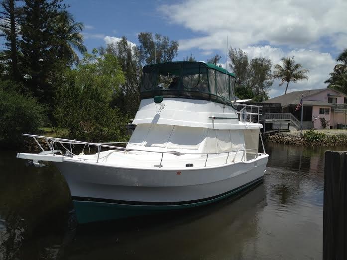 39' Mainship 1997 350/390 Trawler Twin Diesel