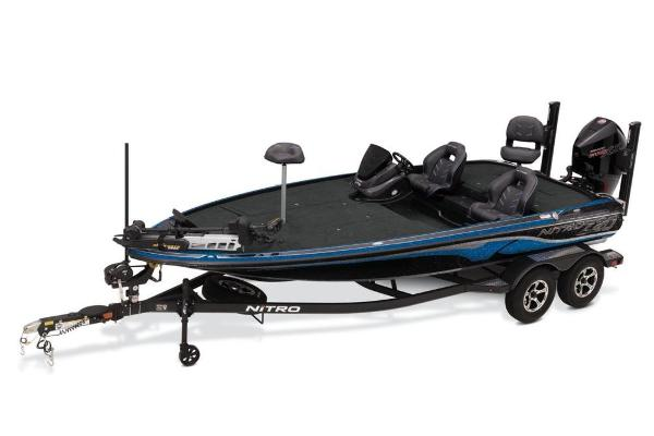 2020 Nitro boat for sale, model of the boat is Z20 Pro & Image # 19 of 21