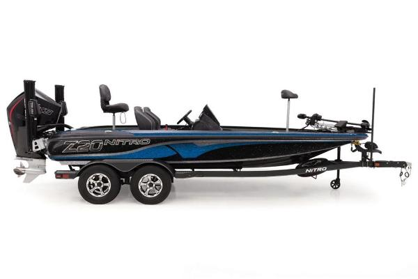 2020 Nitro boat for sale, model of the boat is Z20 Pro & Image # 2 of 21