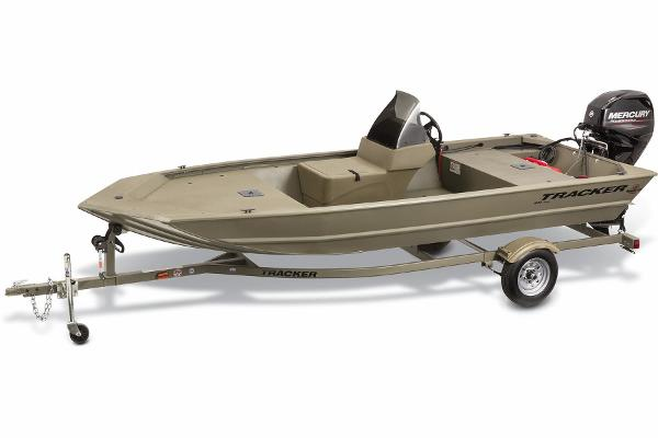 2016 TRACKER BOATS GRIZZLY 1648 MVX SC for sale