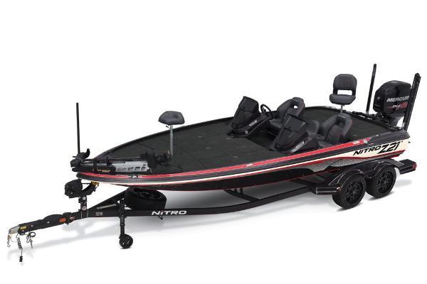 2019 Nitro boat for sale, model of the boat is Z21 Elite & Image # 44 of 59