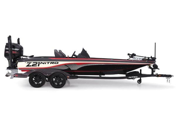 2019 Nitro boat for sale, model of the boat is Z21 Elite & Image # 46 of 59