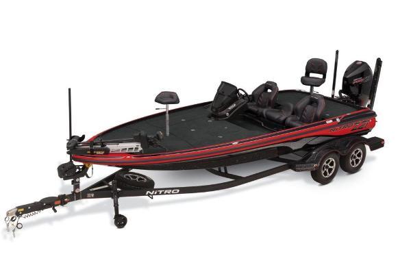 2019 Nitro boat for sale, model of the boat is Z21 Elite & Image # 3 of 53