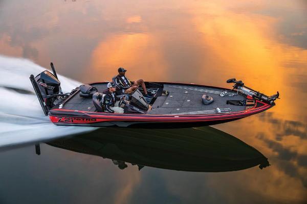 2019 Nitro boat for sale, model of the boat is Z21 Elite & Image # 14 of 53