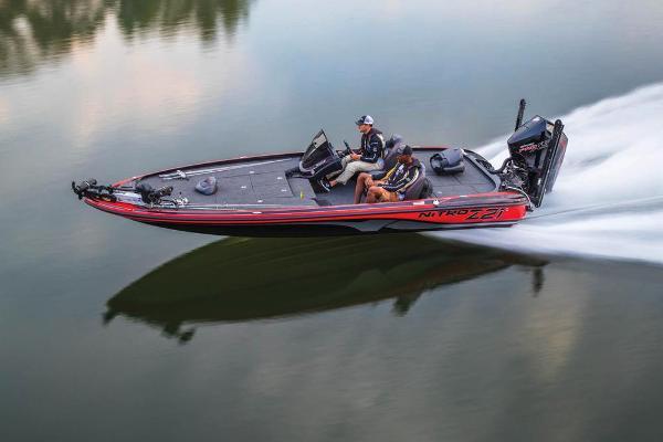 2019 Nitro boat for sale, model of the boat is Z21 Elite & Image # 5 of 53