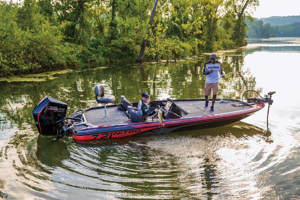 2019 Nitro boat for sale, model of the boat is Z21 Elite & Image # 21 of 53