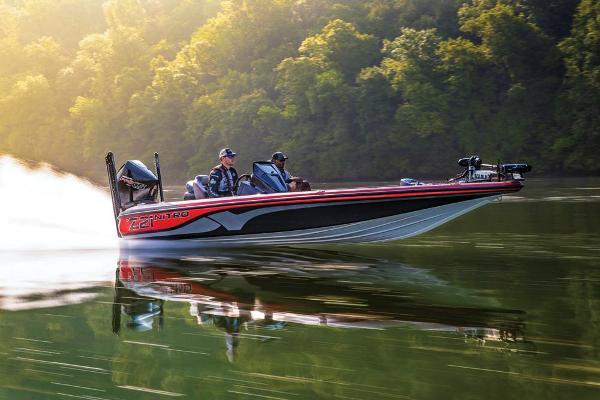 2019 Nitro boat for sale, model of the boat is Z21 Elite & Image # 23 of 53
