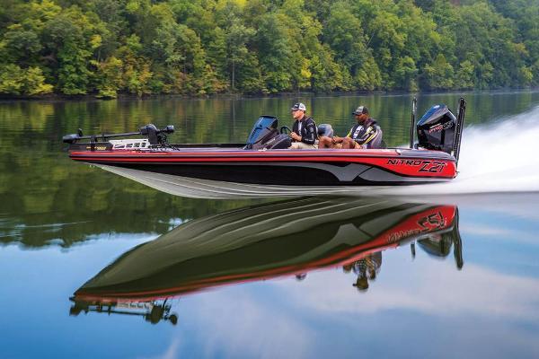 2019 Nitro boat for sale, model of the boat is Z21 Elite & Image # 25 of 53