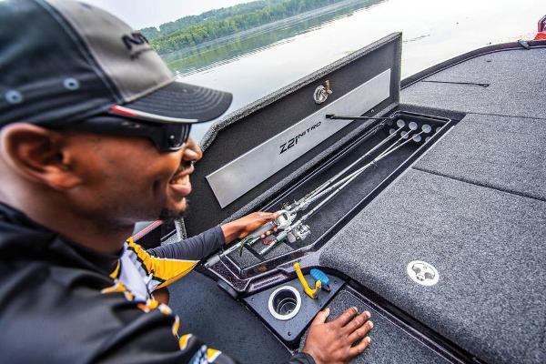 2019 Nitro boat for sale, model of the boat is Z21 Elite & Image # 45 of 53