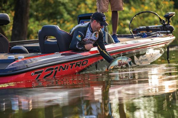 2019 Nitro boat for sale, model of the boat is Z21 Elite & Image # 55 of 59