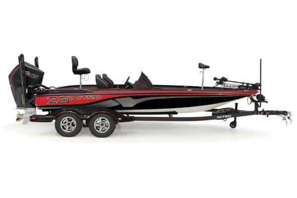 2019 Nitro boat for sale, model of the boat is Z21 Elite & Image # 56 of 59