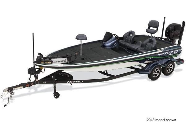For Sale: 2019 Nitro Z21 Pro 21.17ft<br/>Nobles  Marine
