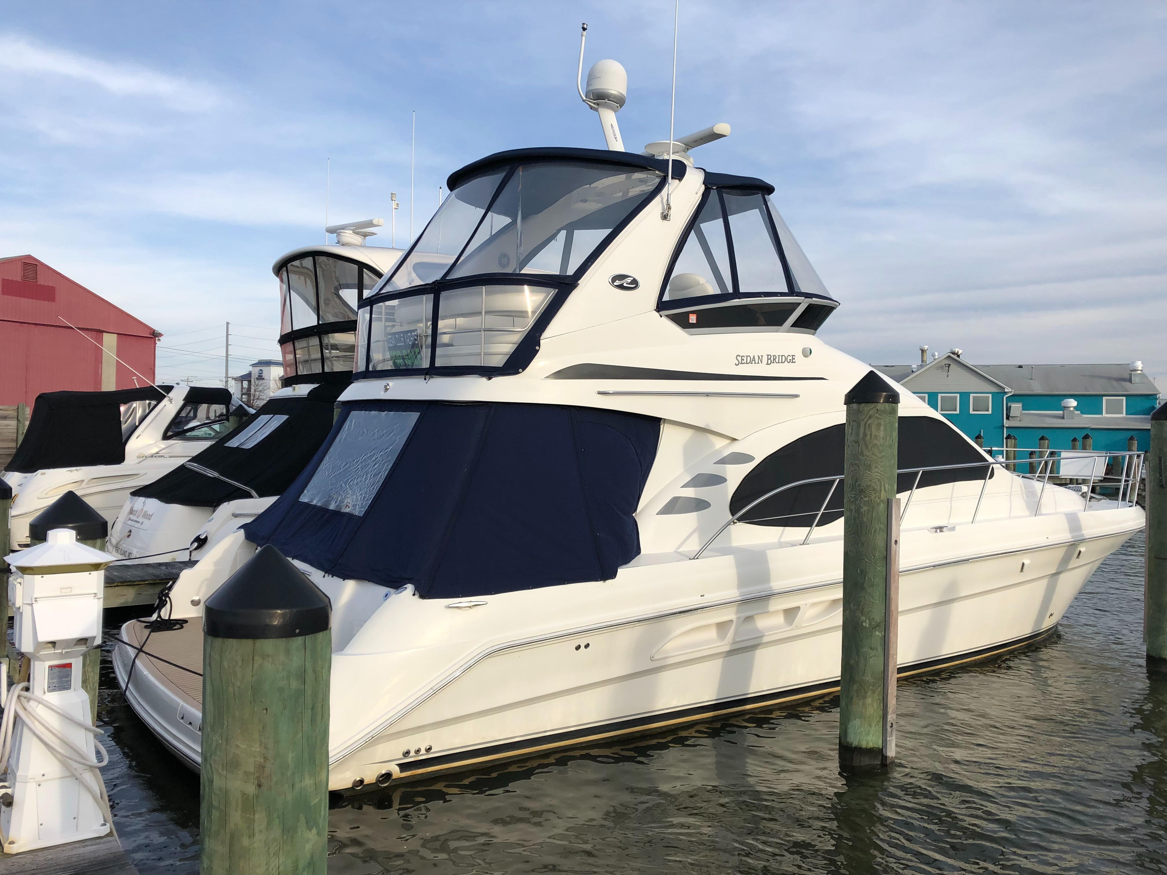 2007 44 ft Yacht For Sale | Allied Marine