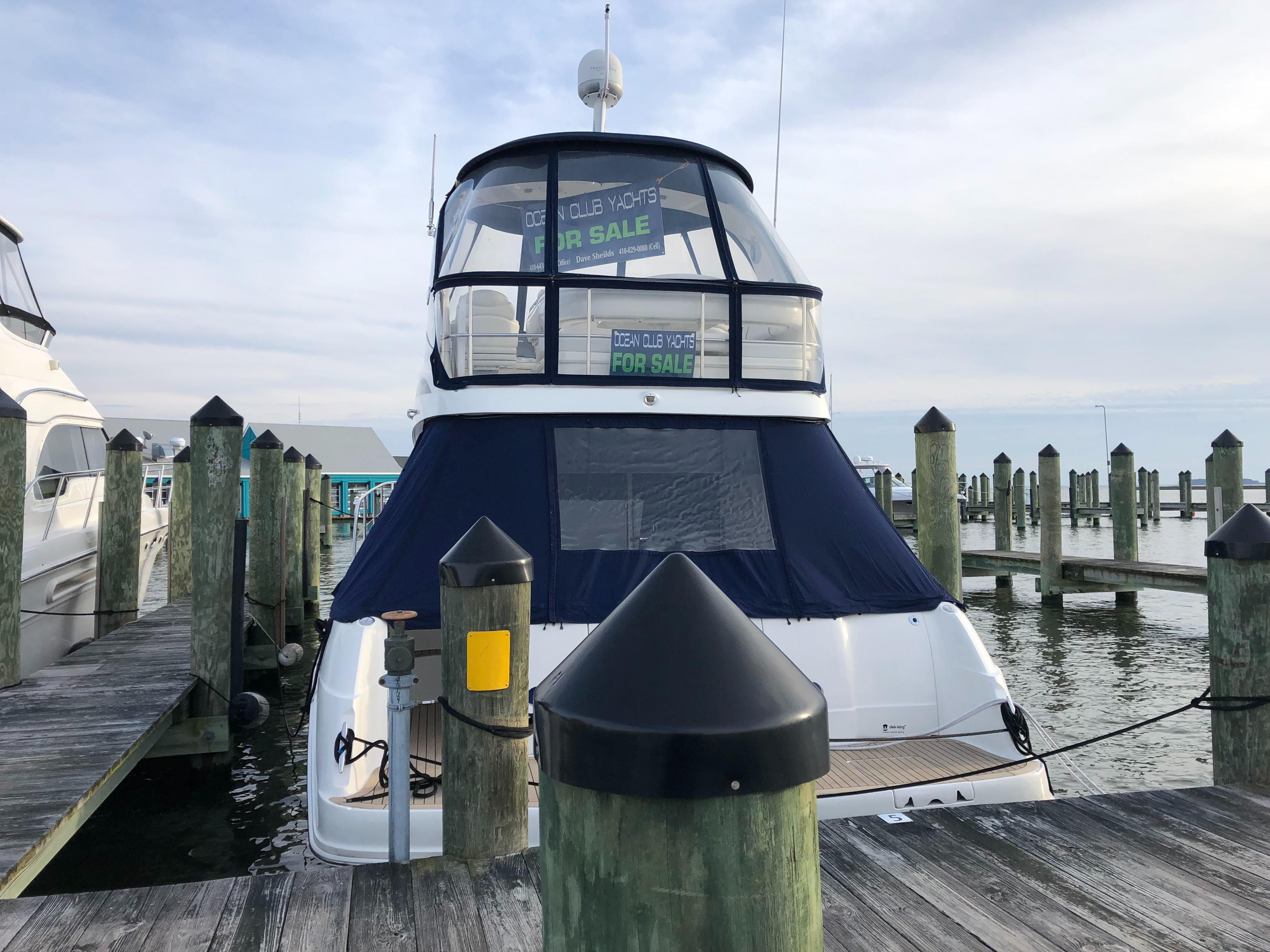 2007 44 ft Yacht For Sale   Allied Marine