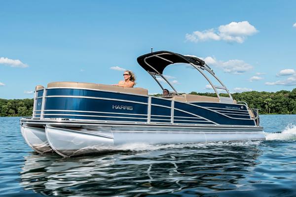 2016 Harris Grand Mariner SL 230