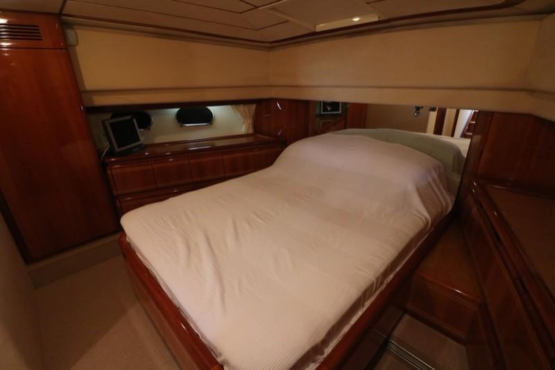 VIP Cabin in the Bow