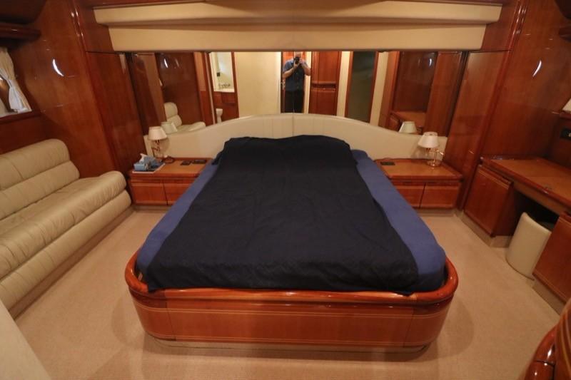 Master Cabin Bedroom