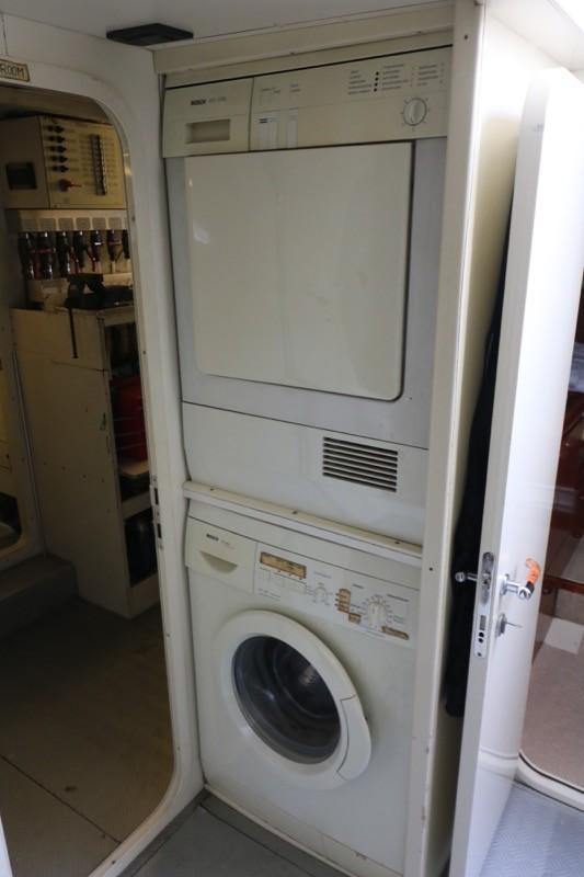 Separate Washer and Dryer