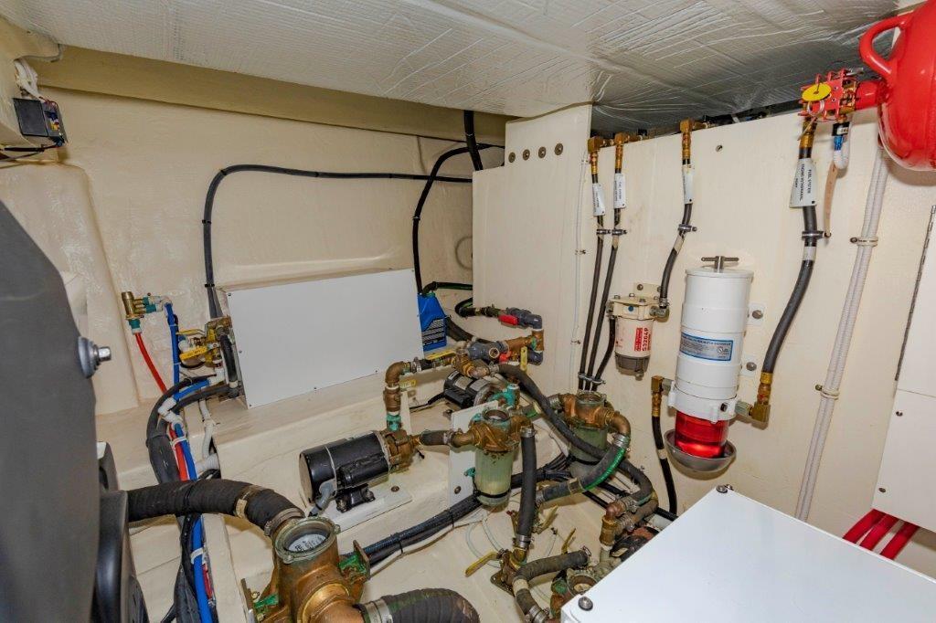Engine Room Port Forward