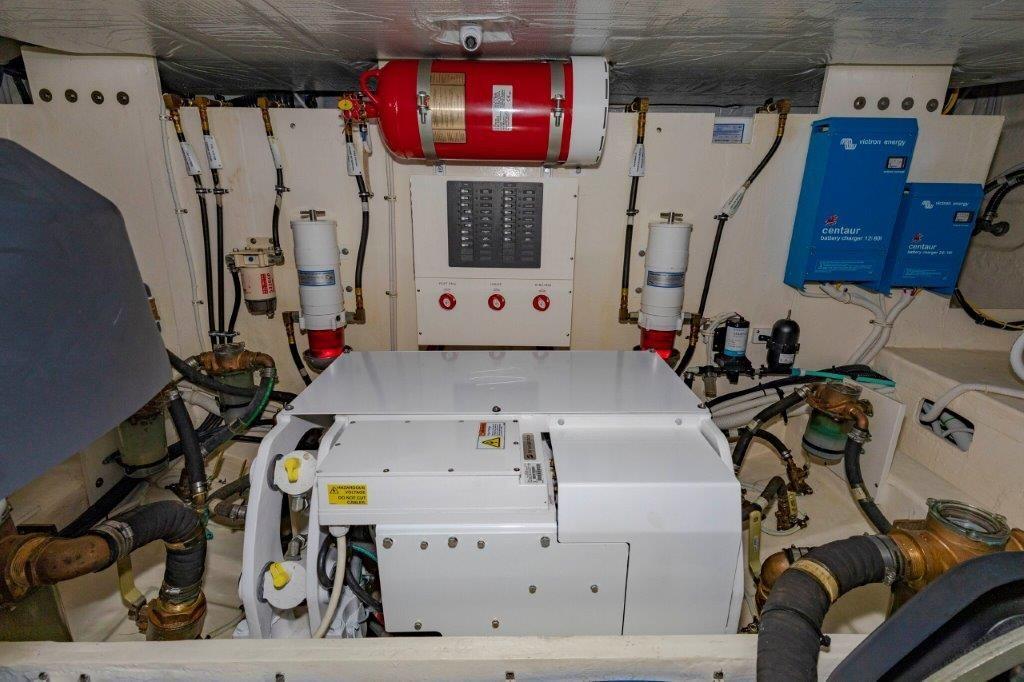 Sea Keeper Gyro Stabilizer