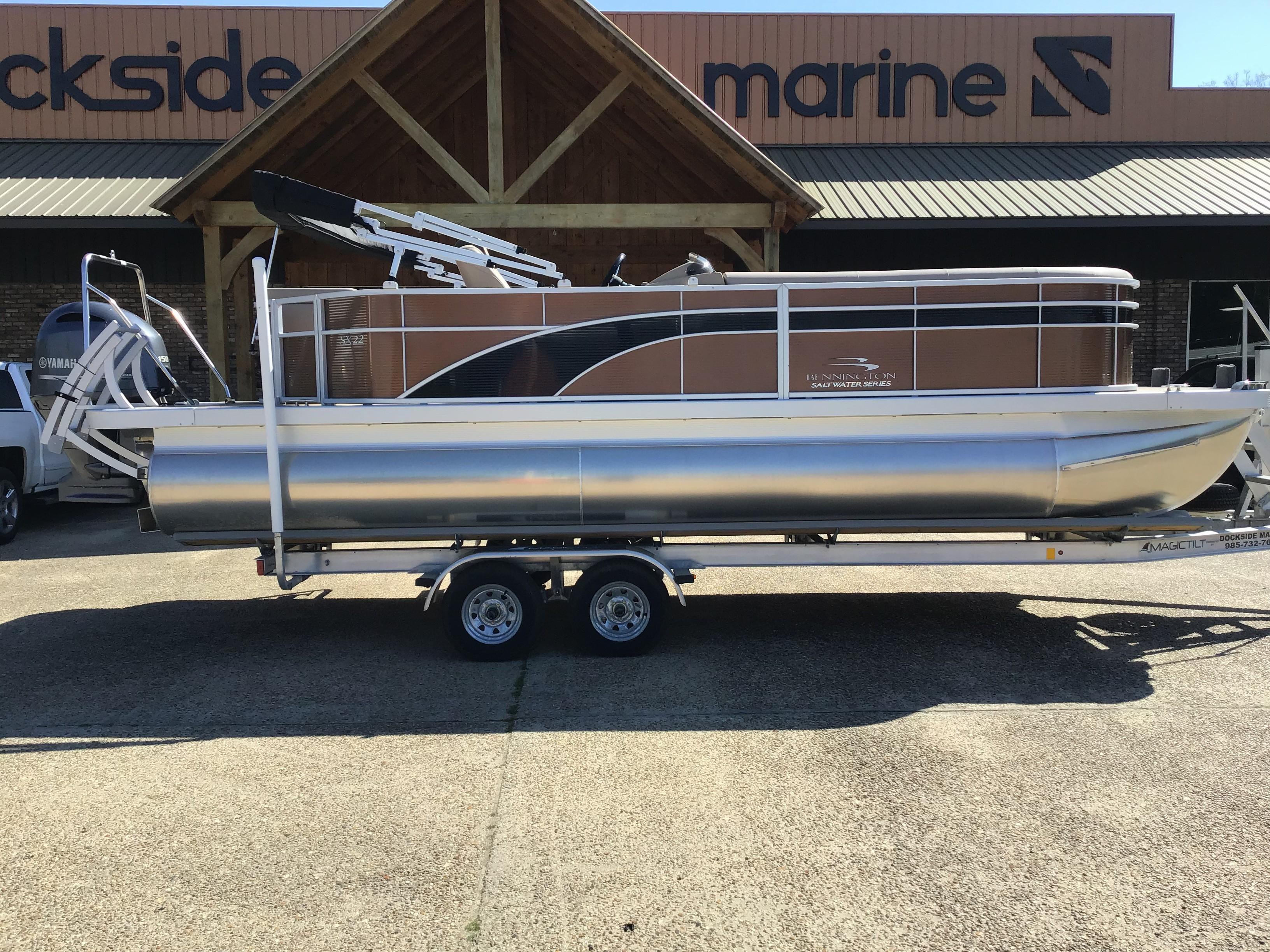 New Bennington 22 S Cruise Boats For Sale - Dockside Marine