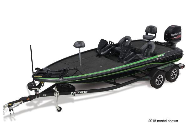 2019 Nitro boat for sale, model of the boat is Z20 & Image # 1 of 3