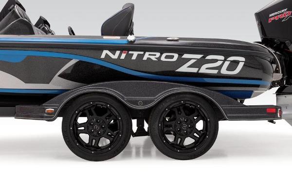 2019 Nitro boat for sale, model of the boat is Z20 & Image # 42 of 44