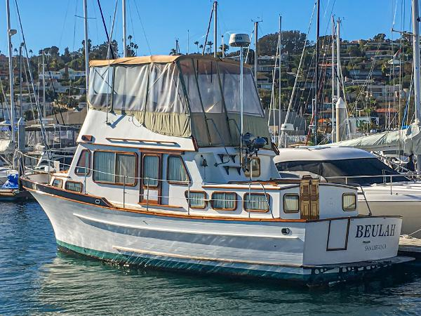 Picture Of:  36' Eagle 36 Trawler 1978Yacht For Sale | 2 of 43