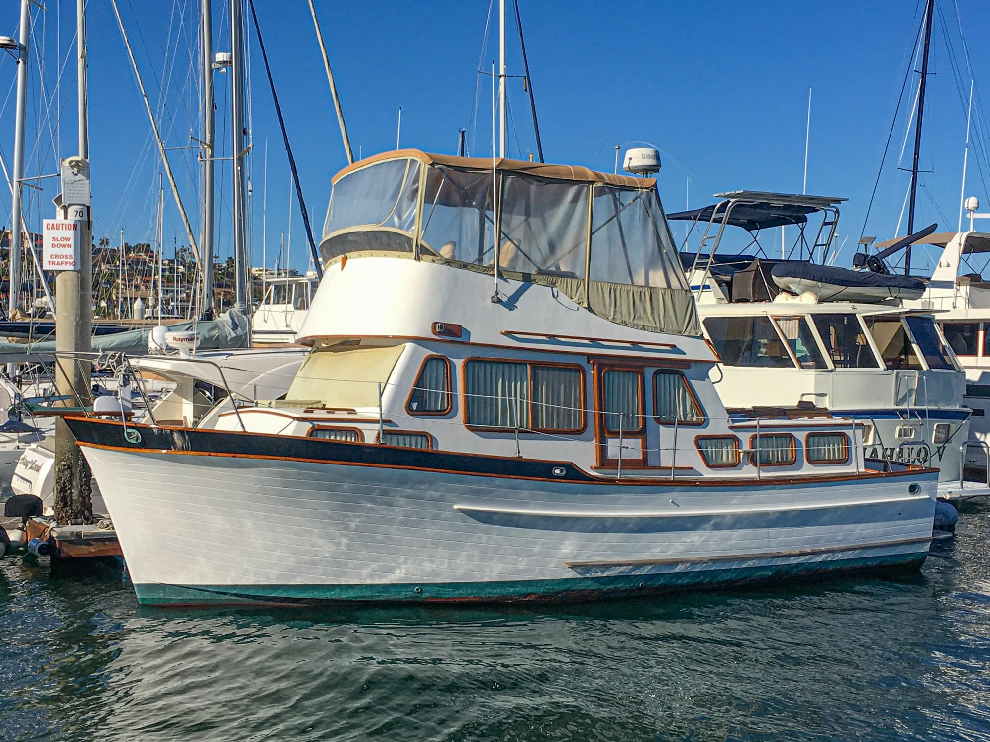 Picture Of:  36' Eagle 36 Trawler 1978Yacht For Sale | 43