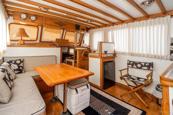 Picture Of:  36' Eagle 36 Trawler 1978Yacht For Sale | 3 of 43
