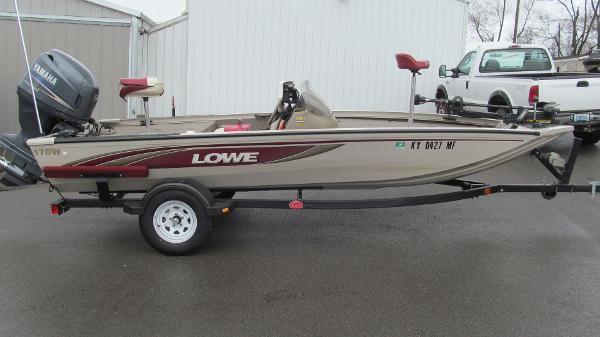 2003 LOWE 170W for sale