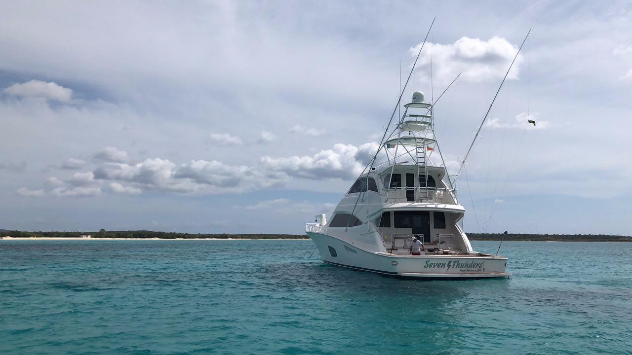 Bertram Yachts | The Original Builder of the Deep-V Sport Fish