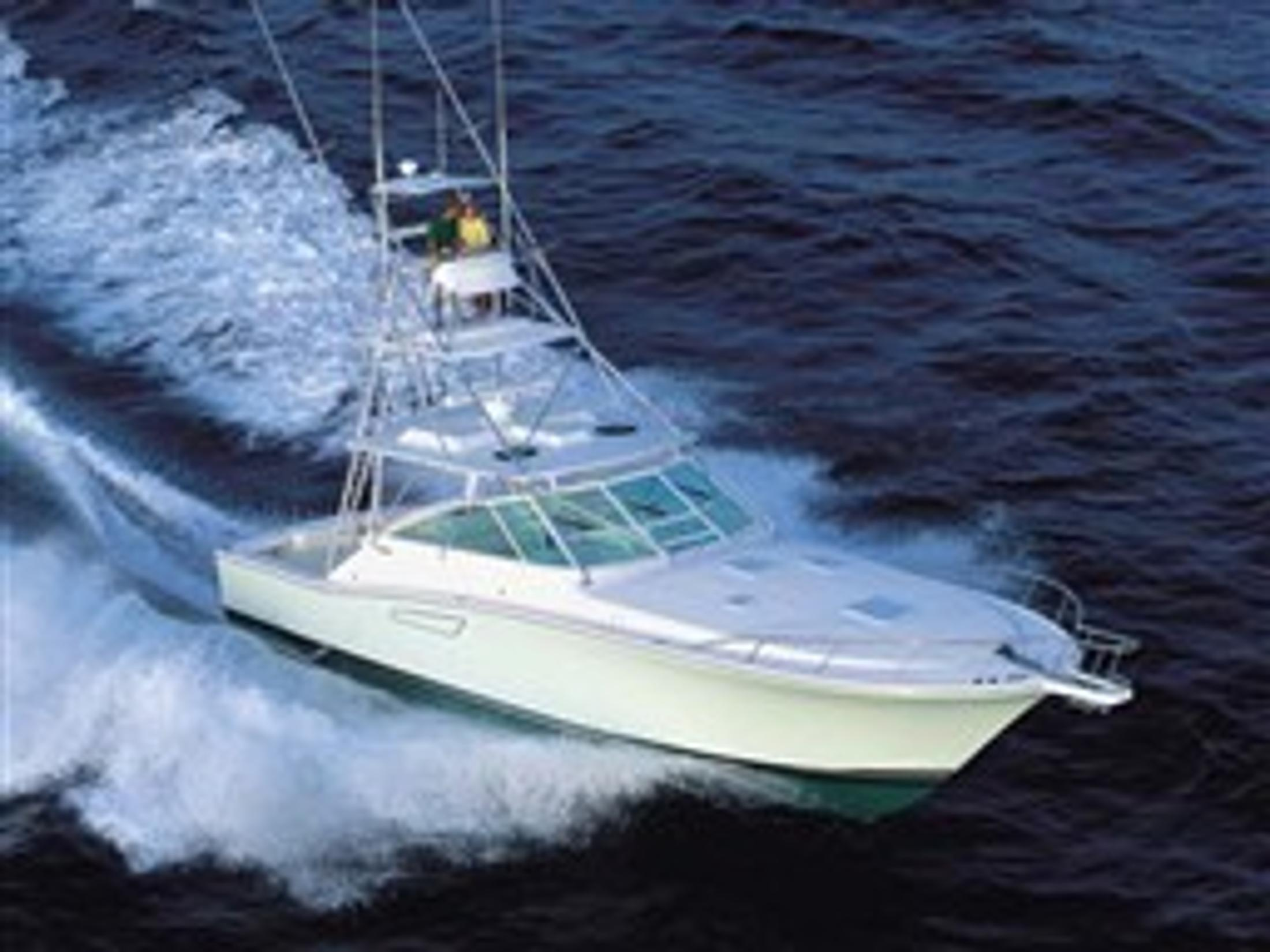 48' Cabo 2008