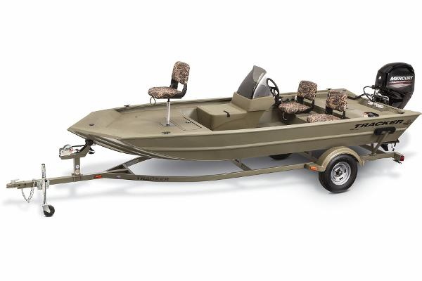 2016 Tracker Boats Grizzly 1754 Mvx Sc