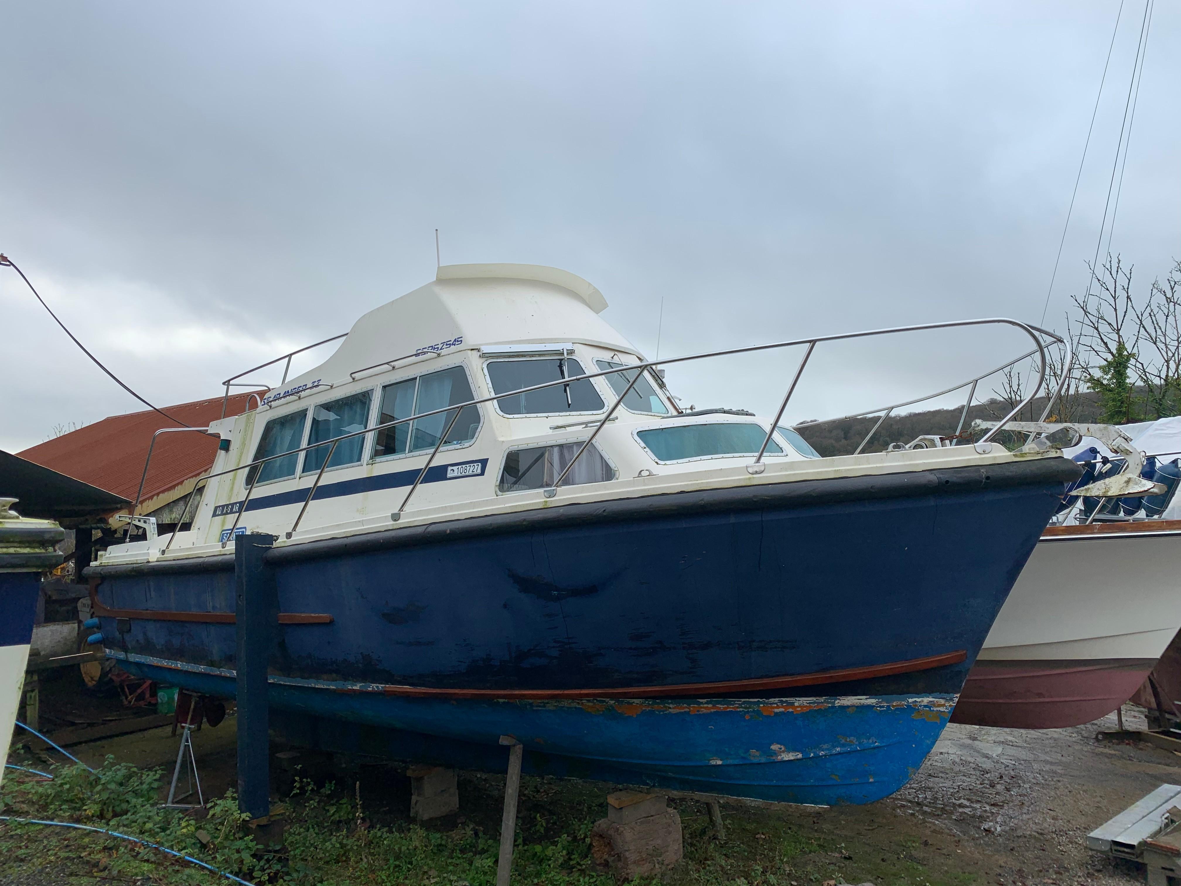 Aquastar Sea Ranger 33