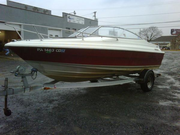 1998 Maxum 2000 SCL For Sale
