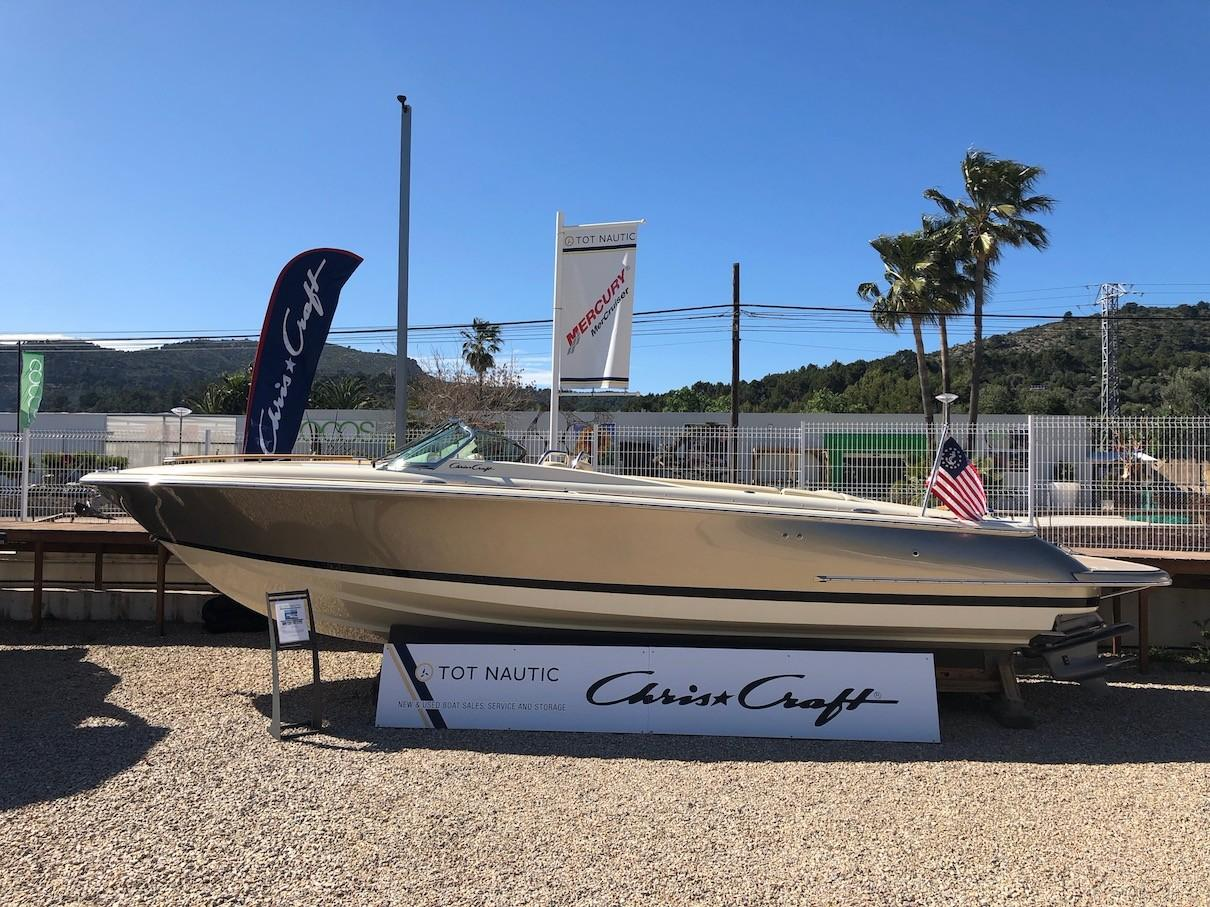 New Chris-Craft Boats For Sale - Tot Nautic in Spain