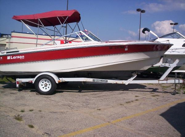 For sale used 1988 larson 190 citation in traverse city for Outboard motors for sale in michigan