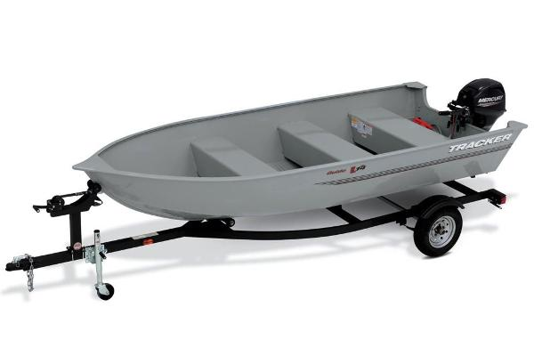 For Sale: 2018 Tracker Boats Guide V-14 Deep V 14.17ft<br/>Pride Marine - Eganville